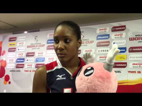 Yonkaira Paola Peña Isabel: It was quite difficult to win