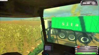 Farming Simulator 2011, Silage Swedish farm