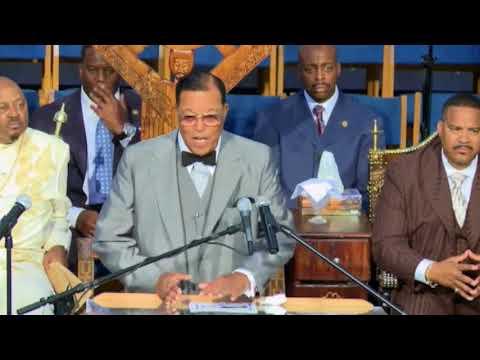 Minister Louis Farrakhan, Union Temple Baptist Church, 2017
