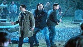 Supernatural Season 15 PREVIEW 'A Cosmic Savior'