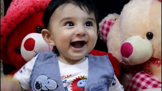 KIDS TALENT HUNT - Smiling and Expressions