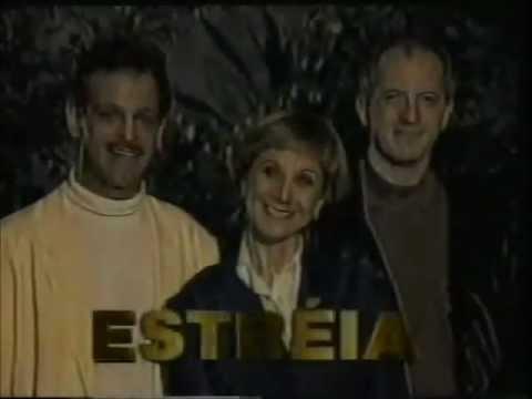 Chamada de Estréia de Familia Brasil - Rede Manchete - 1993