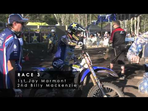 Motodevelopment RAW - MX Nationals Finale With CDR Rockstar Yamaha