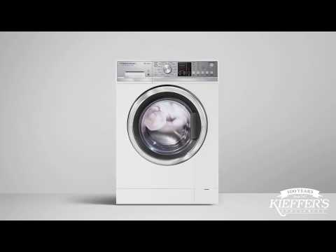 Fisher & Paykel Noise and Vibration Reduction Washer