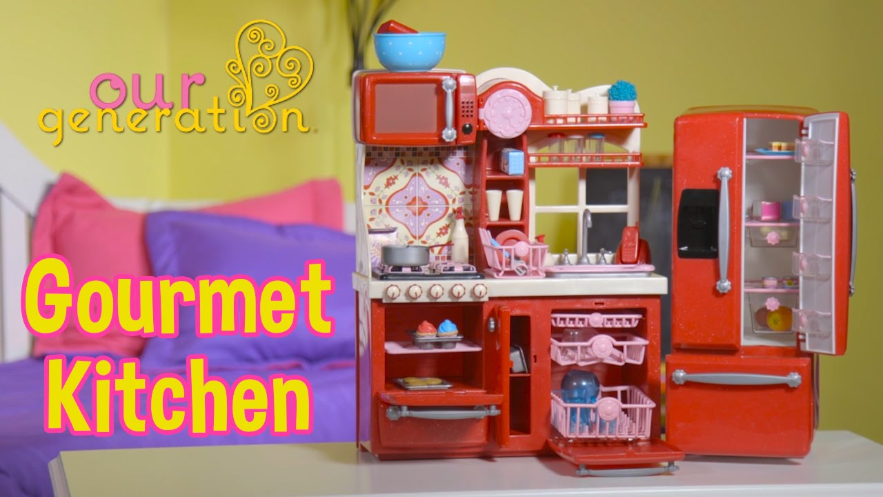 our generation gourmet kitchen - youtube