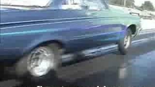 Wheelstanding 1964 Dodge Max Wedge Super Stock