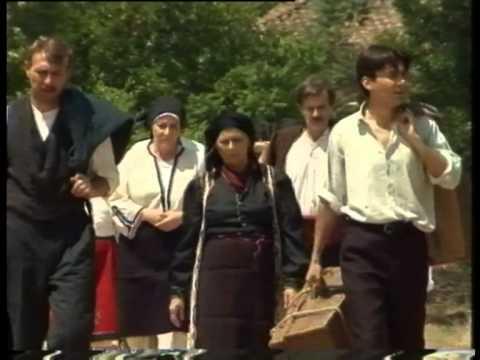 """NA BALKANOT NE SE PIE CAJ ""1/4   Macedonian movies"