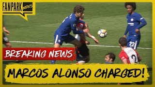 Marcos Alonso | Man City Ban | AFC Wimbledon - FanPark News