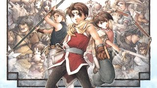 A few thoughts about Suikoden 2