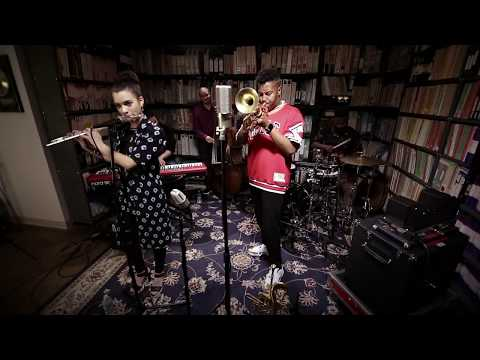 Christian Scott Quintet  Eye of the Hurricane  5222017  Paste Studios, New York, NY