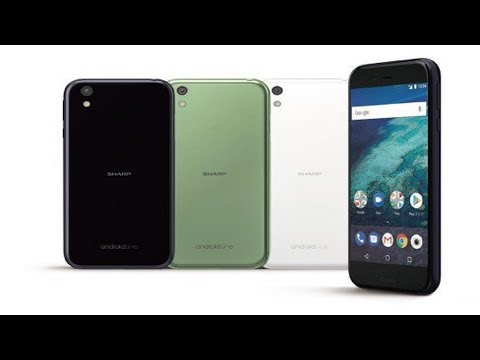 Japan has a new Android: Sharp X1 phone.