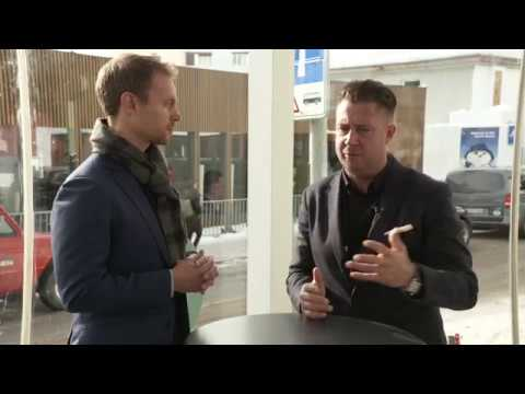 Hub Culture Davos 2018 - JR Kerr, CEO of Handshake