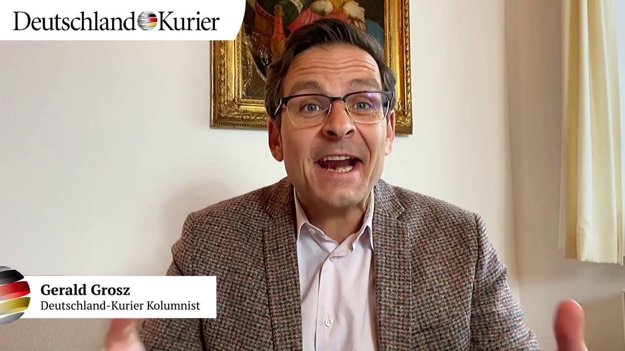 Merkel verlängert Lockdown bis zum St. Nimmerleinstag! | Gerald Grosz