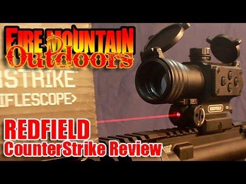 Redfield CounterStrike® review for Webyshops.com