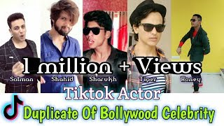 Carbon Copy Of Bollywood Celebrity || Duplicate - Salman , Shahrukh , Varun , YoYo , Tiger