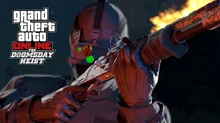 GTA Online: The Doomsday Heist - Official Trailer