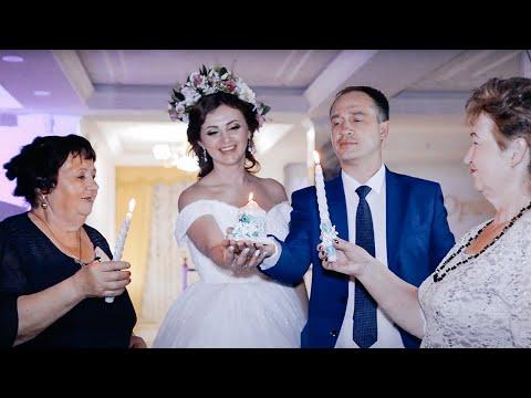 Волнительный Обряд СНЯТИЯ ФАТЫ и Трогательное зажжение СЕМЕЙНОГО ОЧАГА на свадьбе