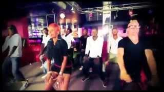 Смотреть клип Mr Kurones Feat Bebi Philip - Toujours Dedans