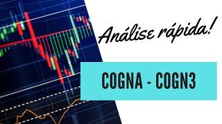 Cogn3 - Cogna | AnÁlise RÁpida