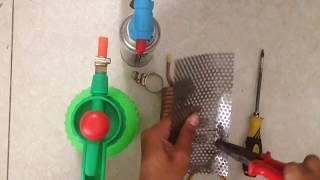 How to make fogging machine yourself