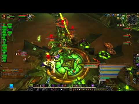 Antorus, the Burning Throne Antoran High command PTR testing Rogue PoV