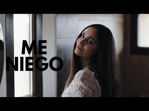 ME NIEGO - REIK FT. OZUNA Y WISIN | CAROLINA GARCÍA COVER