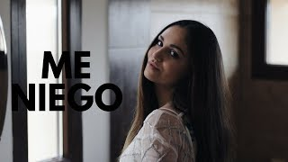 ME NIEGO - REIK FT. OZUNA Y WISIN | CAROLINA GARCÍA COVER