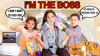TXUNAMY IS THE BOSS FOR 24 HOURS!!? | Familia Diamond