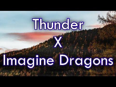 Imagine Dragons - Thunder [LYRICS]