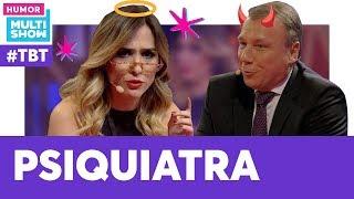 Tatá Werneck Entrevista Psiquiatra | #TBT Lady Night | Humor Multishow