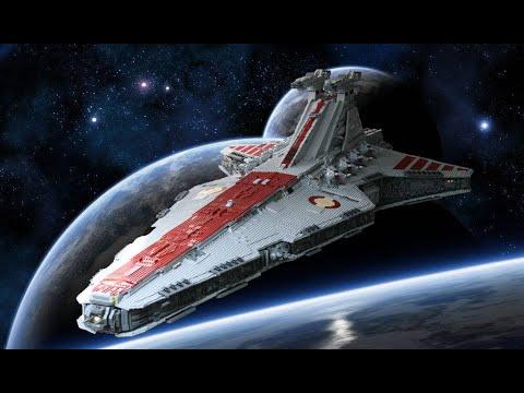 Lego Star Wars Republikanischer Sternenzerstörer