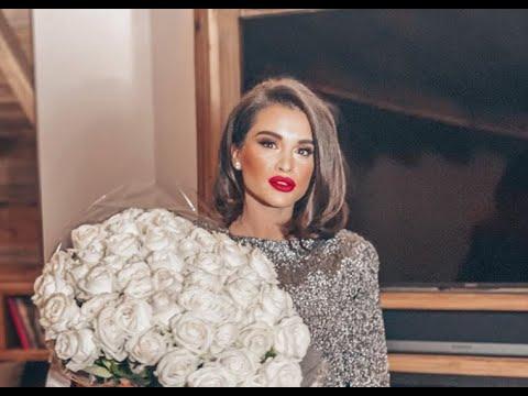Ксения Бородина отметила свой день рождения в Куршевеле )) 🌲🌲🌲