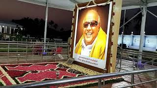 Visit to Kalaignar Samadhi Marina Beach|Karunanidhi Samadhi|RKRAY VLOGS