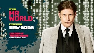Who is mr world? | american gods