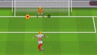 PENALTY SHOOTOUT EURO CUP 2016