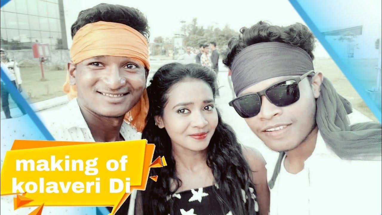 santali song kolaveri Di making time liman and Deepa