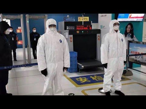 Что происходит в Пекине? Мой взгляд на коронавирус в Китае | Дэвид Луцык