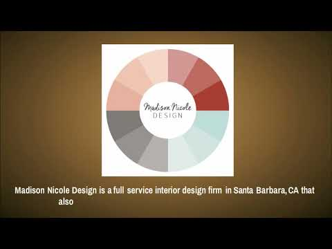 santa barbara interior design youtube