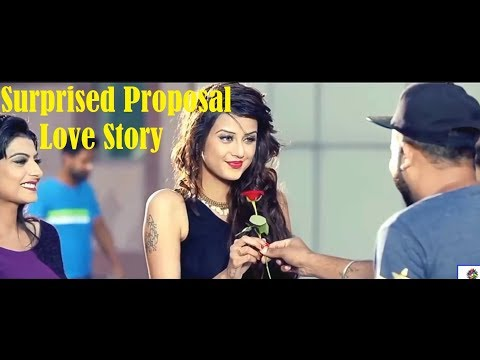 Likhe Jo Khat Tujhe | Refix | Surprised Proposal Love Story - New Remix Hindi Mix(Mashup)2018