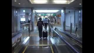 A walk through Japan's Narita International Airport