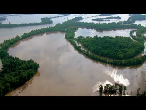 The Incredible Slow Mississippi Floods