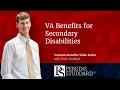 VA Benefits for Secondary Disabilities