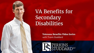 VA Benefits for Secondary Disabilities
