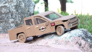 Download How To Make Rc Control Mini Truck D I Y Truck With