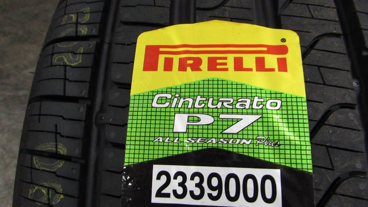 Pirelli Cinturato P7 All Season Plus Review >> Pirelli P7 Cinturato P7 Tire Review Should I Buy Them Youtube