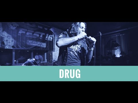 DRUG [FINAL SHOW] LIVE @ FEST 16 (Gainesville, FL)