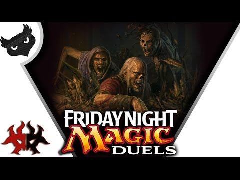 Friday Night Magic Duels | HAUNTED MARAUDER | Rakdos Almost Dredge Deck