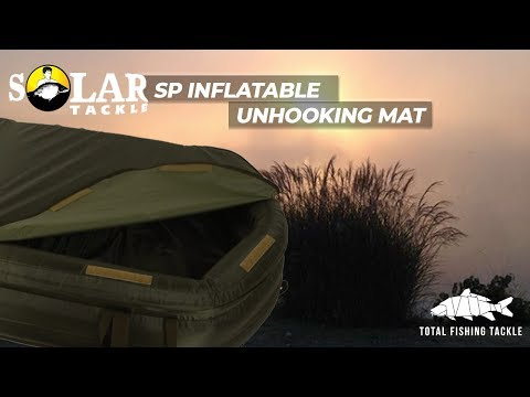 Solar SP Inflatable Unhooking Mat Competition!