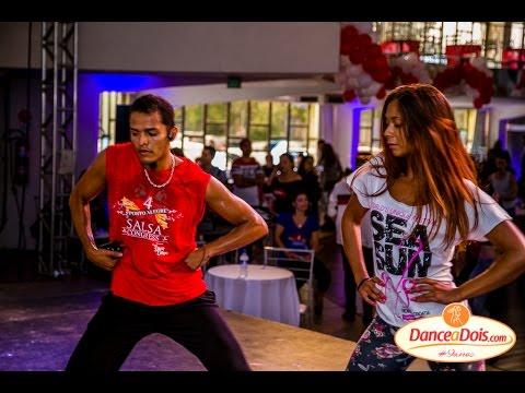 Porto Alegre Salsa Congress - Workshops - Adolfo Indacochea e Tania Cannarsa