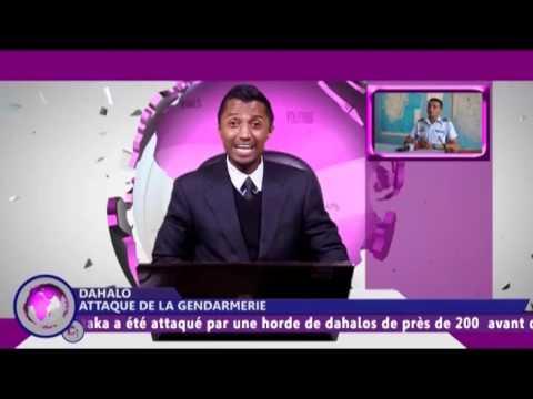 Clash info ed 27 DU 18 OCT 2015 BY TV PLUS MADAGASCAR